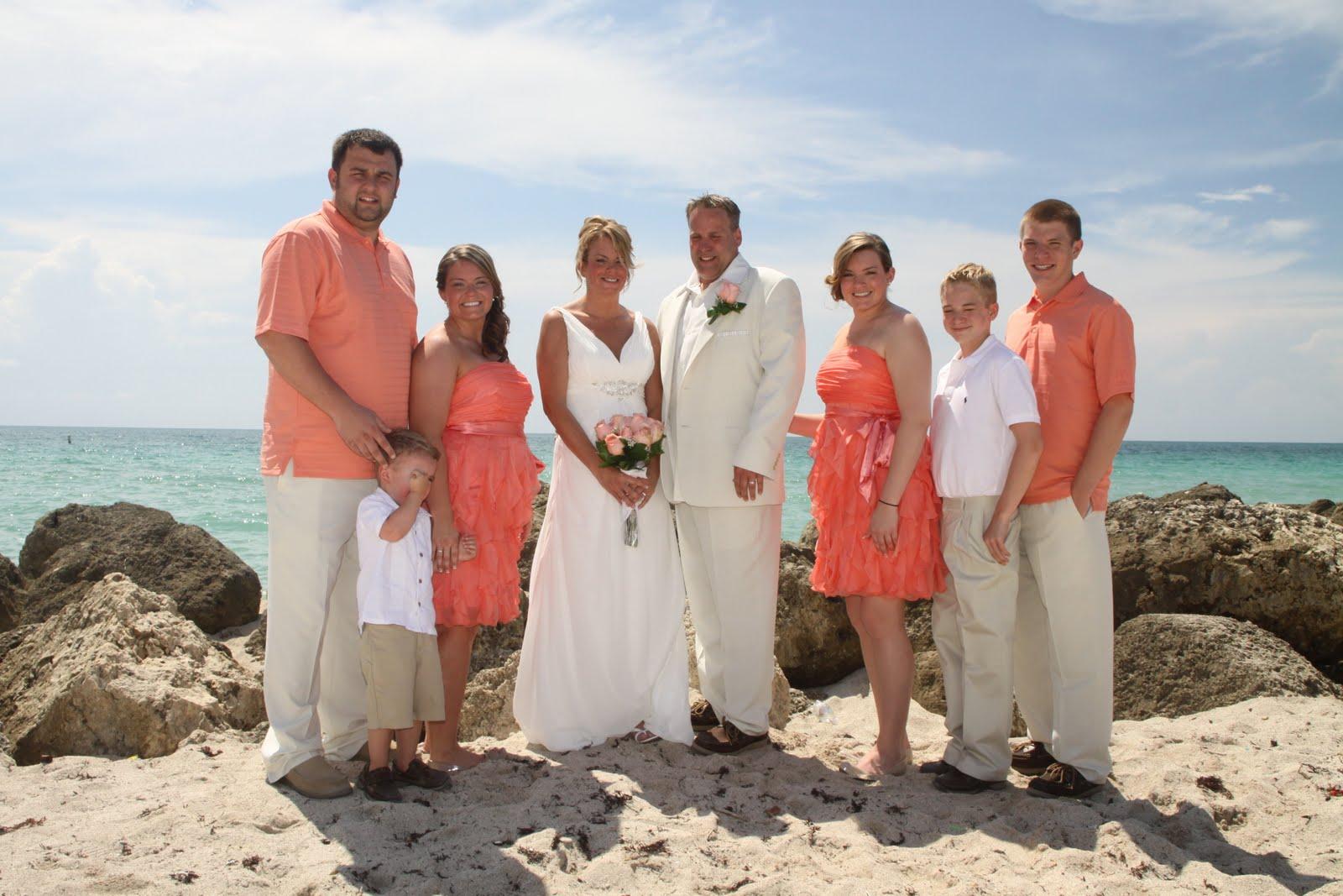 Affordable Beach Weddings! 305-793-4387: Wedding At The
