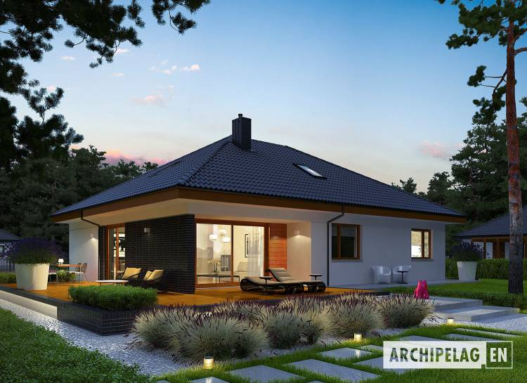 100 square meter house bungalow pictures