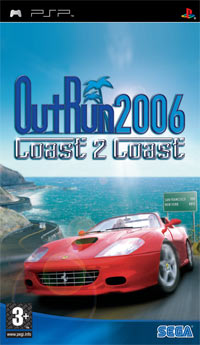OutRun 2006 Coast 2 Coast [PSP] (Español - ISO)