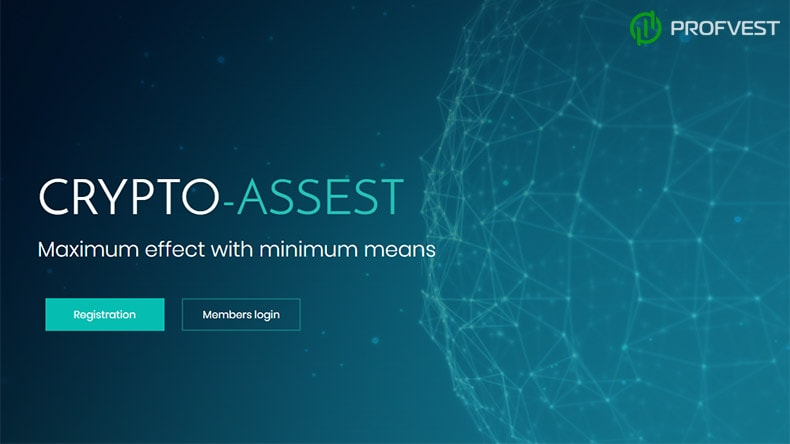 Crypto-Asset обзор и отзывы HYIP-проекта