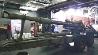 Militer Filipina Terima 3 Howitzer 155mm Baru dari Israel