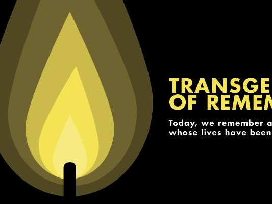Transgender Day of Remembrance March + Vigil-Nov 20th