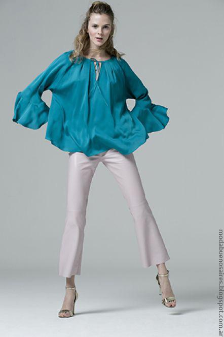 Moda 2017 blusas y túnicas moda mujer. Ropa de moda 2017.
