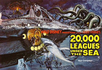 20,000 Leagues Under The Sea Film