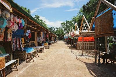 Keindahan Pantai Apparalang di Bulukumba Yang Keren Banget