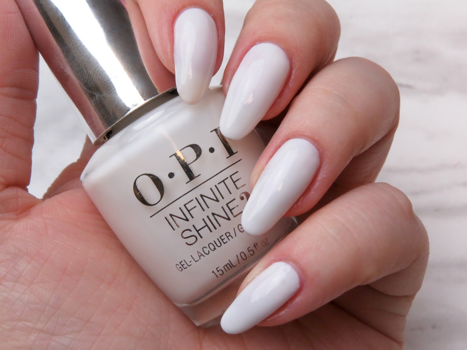 Swatched: OPI Infinite Shine Iconic Shades | Kaitlyn Elisabeth Beauty