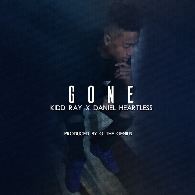 "Kidd Ray releases new banger ""Gone"""