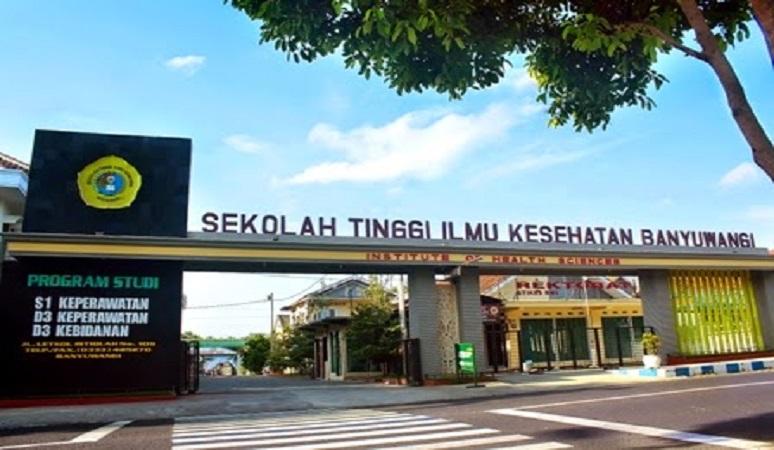 PENERIMAAN MAHASISWA BARU (STIKES BANYUWANGI) 2018-2019 SEKOLAH TINGGI ILMU KESEHATAN BANYUWANGI