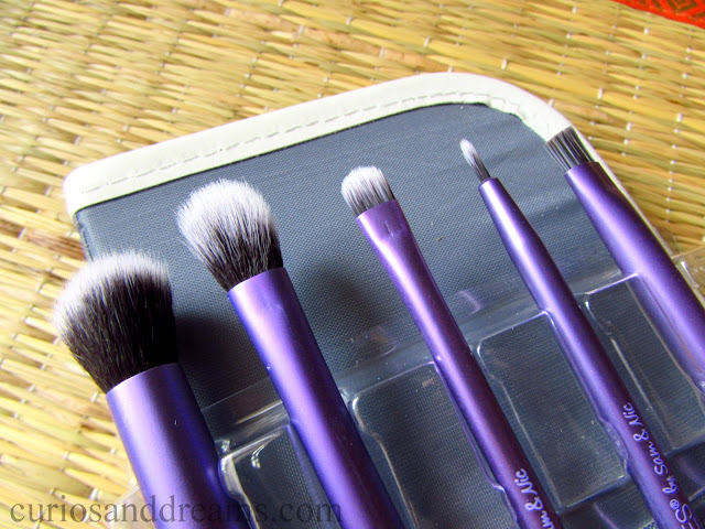 Real Techniques Eyes Starter Set review
