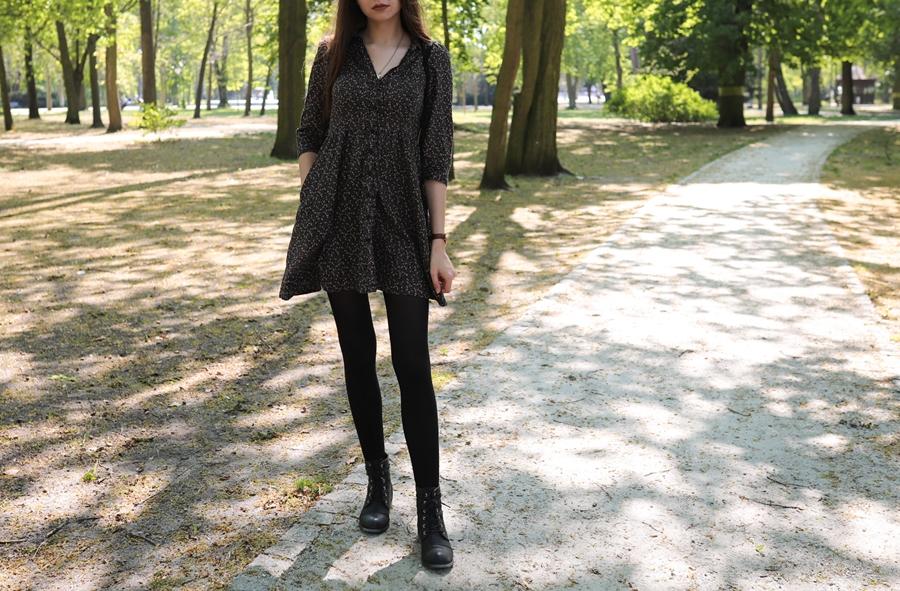 sukienka blog