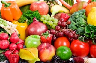 5 Kesehatan buah Dan Sayuran Terbaik Untuk Kesehatan Mata