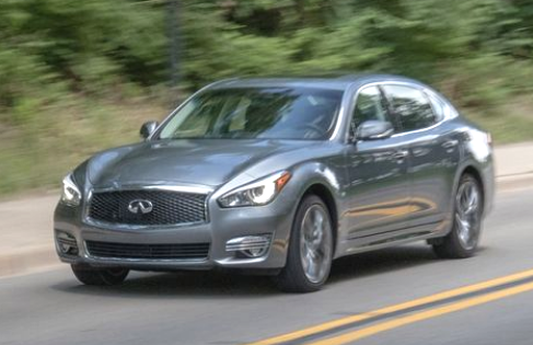 2020 Infiniti Q70L 5.6 AWD Review