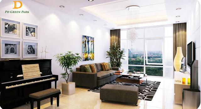 Giá bán căn hộ Phương Đông Green Park