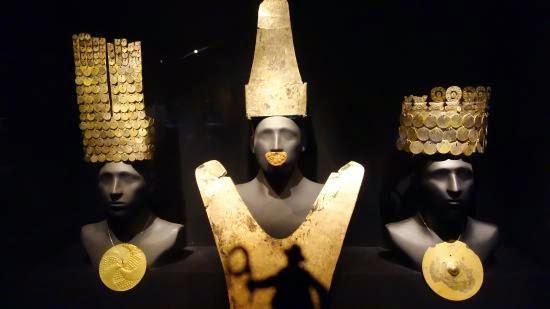 Museu Larco em Lima no Peru