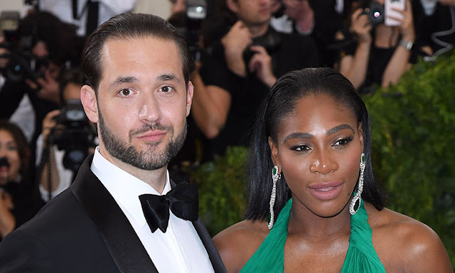 Serena-Williams-set-to-marry-fiance,-Alexis-Ohanian-on-thursday