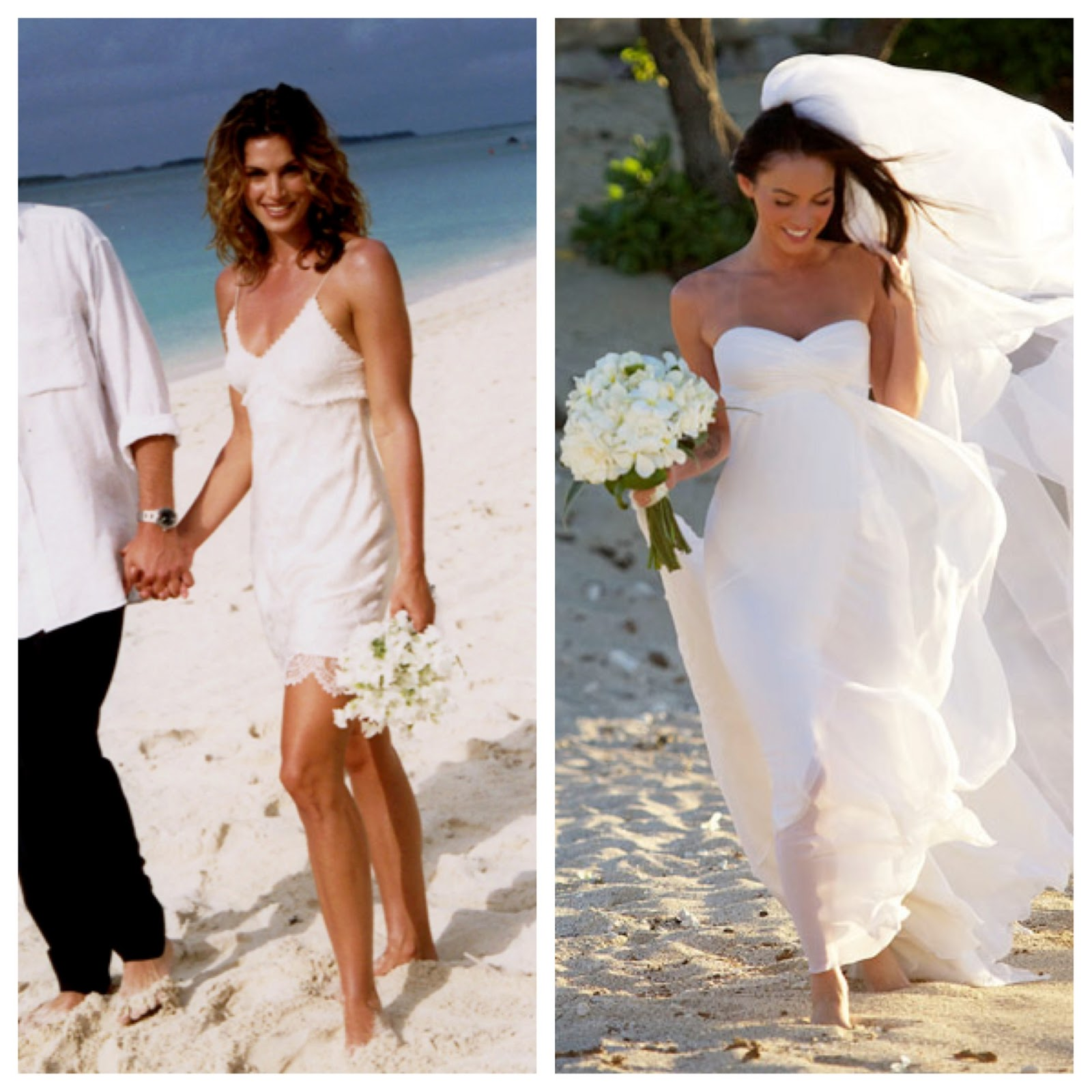 Off White Wedding Gown Meaning: The Woman Wearing It: Wedding Belles