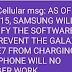 Galaxy Note 7 Kullananlara Son Uyarı!