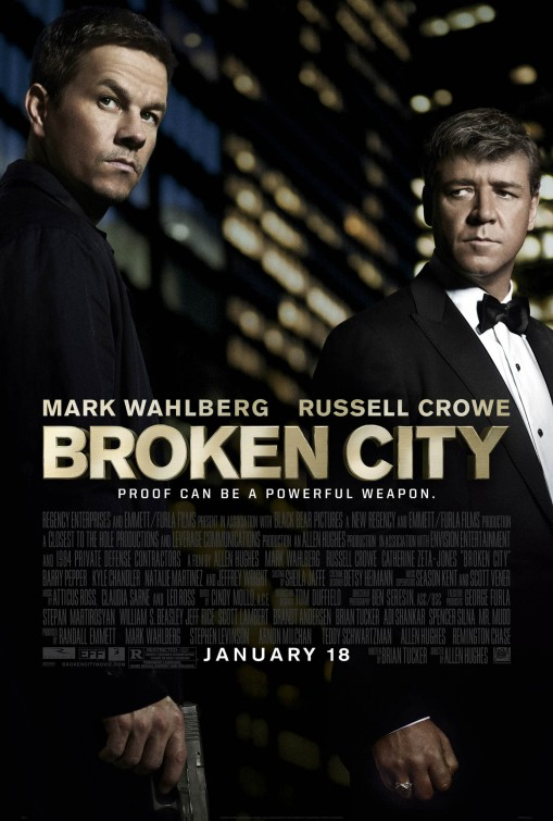 Sinopsis Film 2013: Broken City (2013)