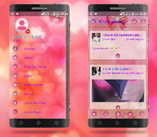 Droid Chat! v13.1.13 Meong Pussy Based BBM v3.1.0.13 Apk Terbaru