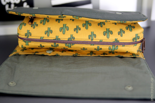 stitchydoo: Taschenspieler 4 - RollUp - Utensilio