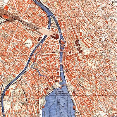 Insubrica Historica: Soviet Maps of Switzerland: case of Locarno
