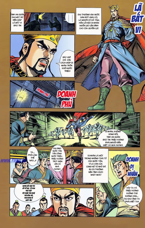 Tần Vương Doanh Chính chapter 2 trang 3