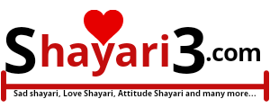 Shayari3.com , Best collection of Shayari
