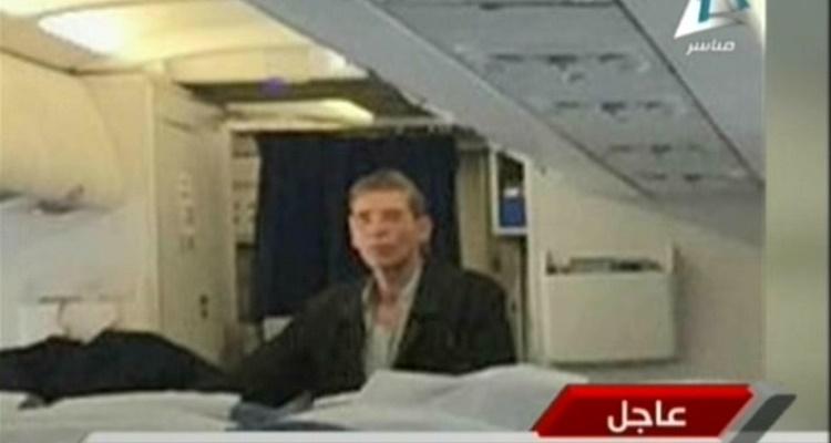 التصريح الأول من الدكتور إبراهيم سماحة المتهم باختطاف الطائرة المصرية