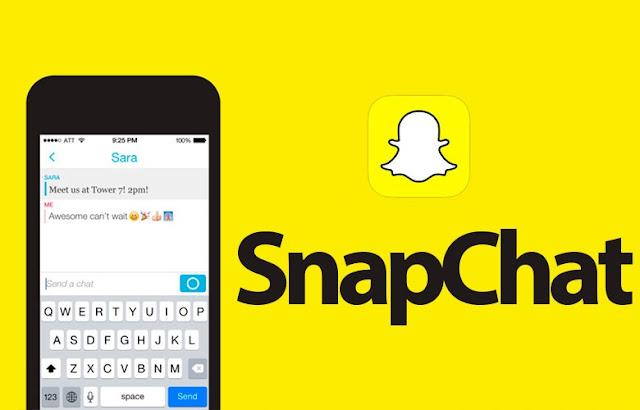 Snapchat de famosos 2017