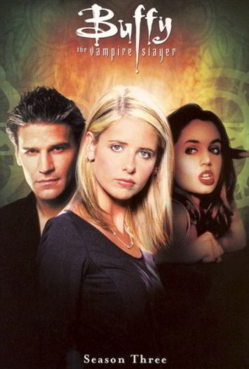 Buffy The Vampire Slayer Temporada 3 Completa HD 720p Latino Dual
