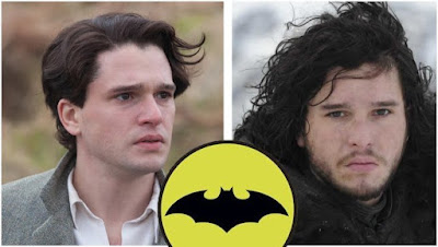 Game of Thrones star Kit Harrington Eyed for Batman Movie Role
