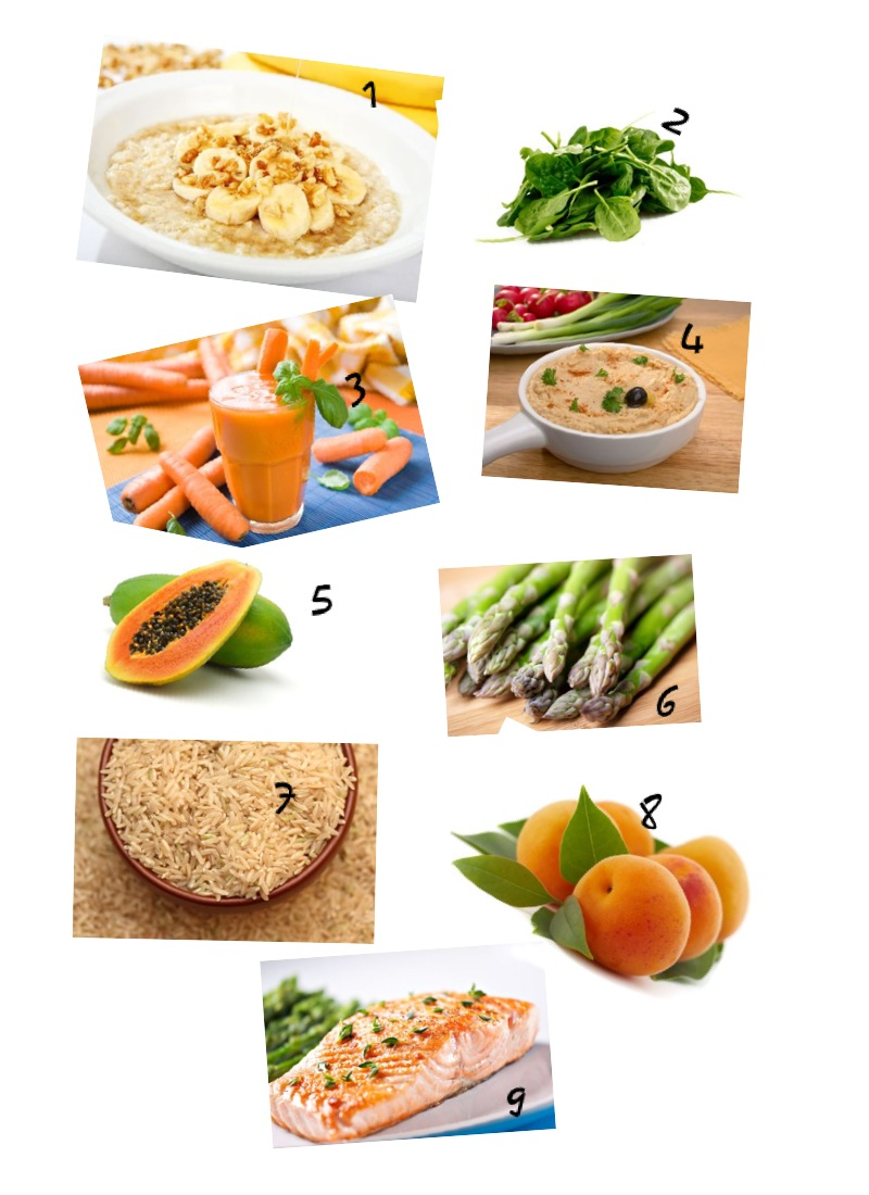 Foods That Increase Breast Milk Supply
