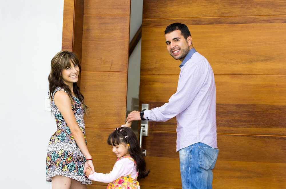 home-security-door