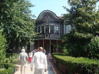 Filibe Eski Şehir'deki Etnoğrafya Müzesi