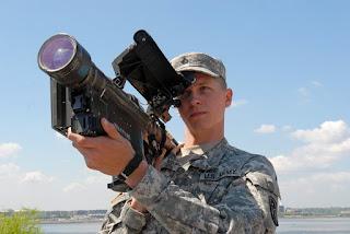 Teknologi Kontrol Senjata Geofencing