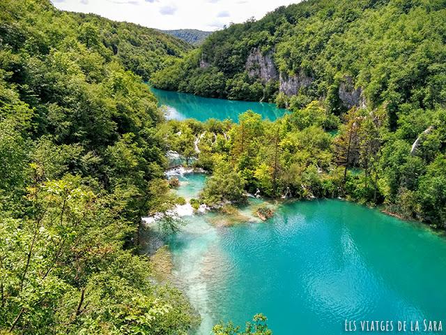 Dia 3: Excursió al Parc Natural dels Llacs de Plitvice