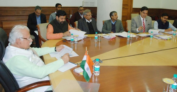 Haryana-cm-meeting-news