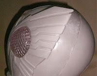 Cara Membuat Helm Tokusatsu Sendiri