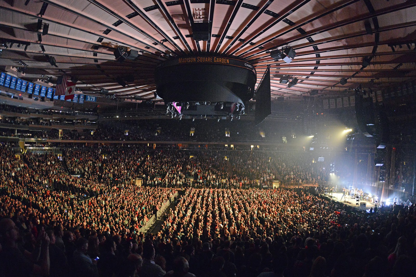 Shows Na Arena Madison Square Garden Em Nova York Awesome Design