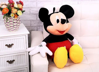 Gambar Boneka Mickey Mouse Lucu 15