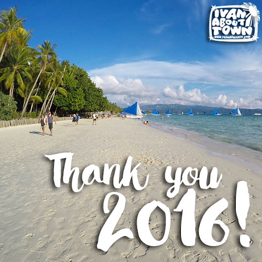 Thank you, 2016! My favorite travel photos to remember the year!