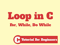 Loop in C Programming
