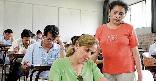 MINEDU: Prueba de Ascenso 2018. Más de 25 mil docentes clasificaron - www.minedu.gob.pe