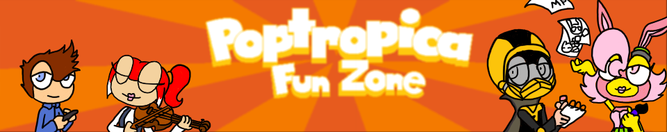 Poptropica Fun Zone