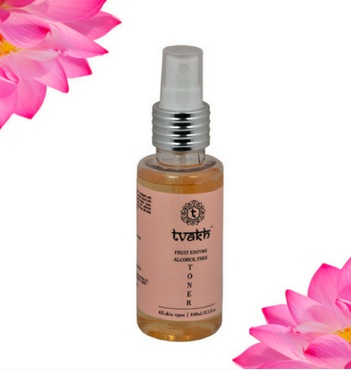 Tvakh Fruit Enzyme Alcohol Free Toner Review