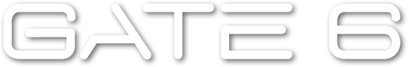 GATE 6 - God Machines (2013) logo