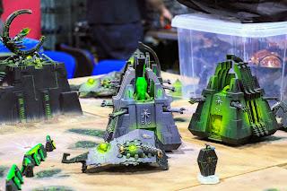 juego de ejércitos en miniatura Warhammer 40.000