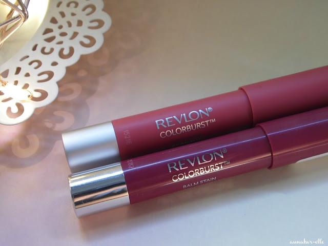Les Colorburst de Revlon (+ concours)
