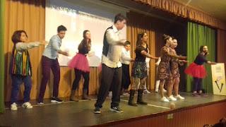 Nois a l'escenari