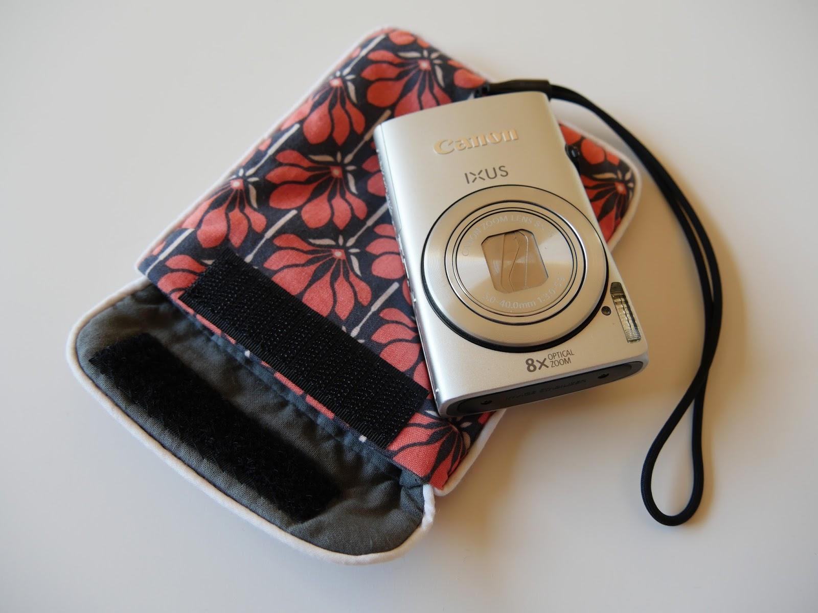 Tadaam housse pour appareil photo for Housse appareil photo
